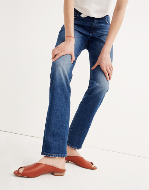 The Tall High-Rise Slim Boyjean