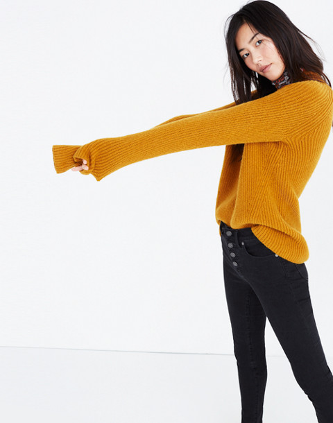 Northfield Mockneck Sweater