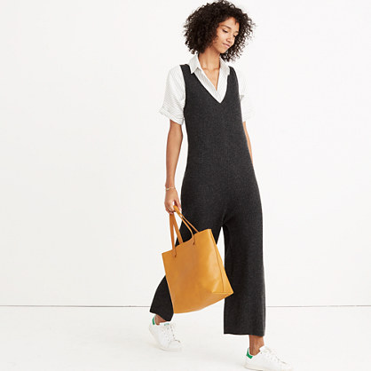 Sweater-Jumpsuit