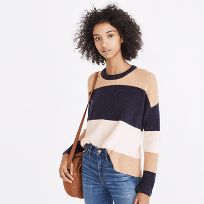 Sycamore Stripe Pullover Sweater