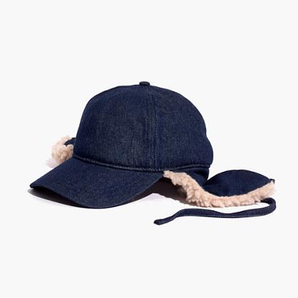 Baseball Trapper Cap