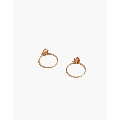 Madewell x Winden™ 14k Gold Meghan Sunstone Earrings