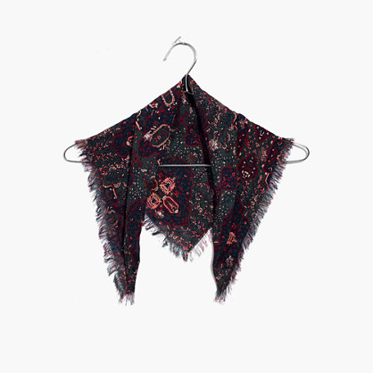 Star Print Bandana in Kaleidoscope