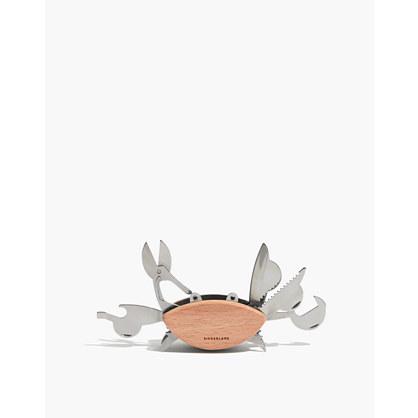 Kikkerland® Crab Multi Tool