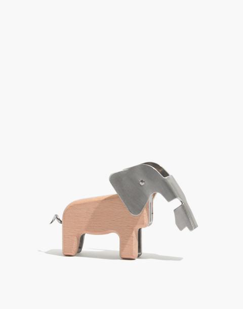Kikkerland® Elephant Corkscrew in elephant image 1