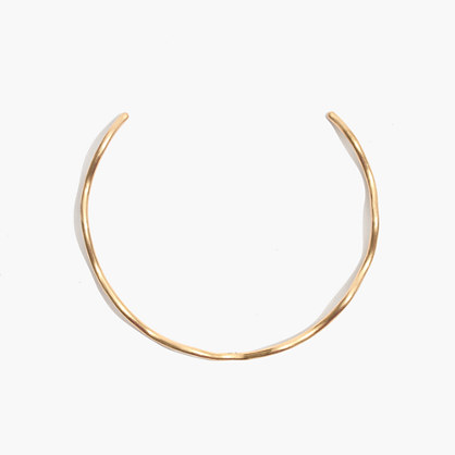 Wavy Choker Necklace by Madewell