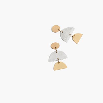 Sculpture Statement Earrings