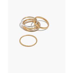 Delicate Stacking Ring Set