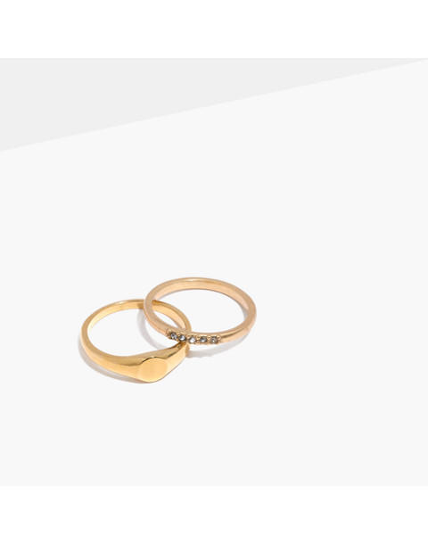 Pinky Ring Set