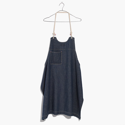 Madewell x Milk Bar® Denim Apron