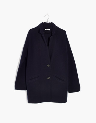 Blazer Sweater-Jacket