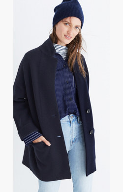 Pre-order Blazer Sweater-Jacket