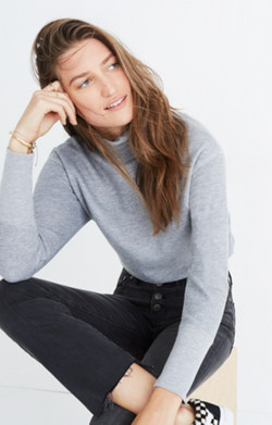 Rivet & Thread LA Turtleneck Sweatshirt