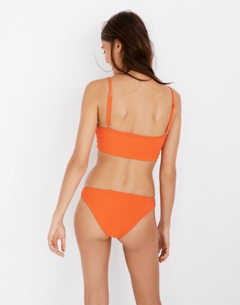 Mara Hoffman® Kay Low-Rise Bikini Bottom