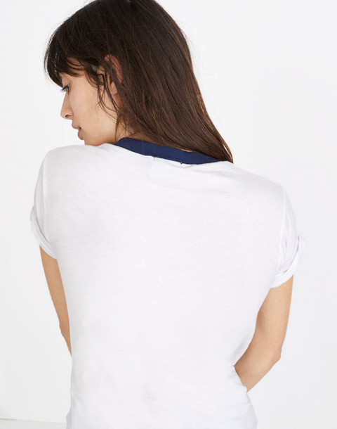 Madewell x Monogram® This Is a T-Shirt About Women Tee in women image 2