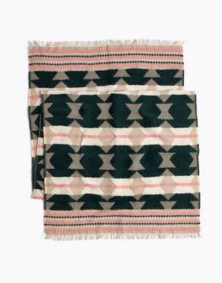 Textured Carpet Scarf
