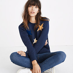Starry Sweatshirt