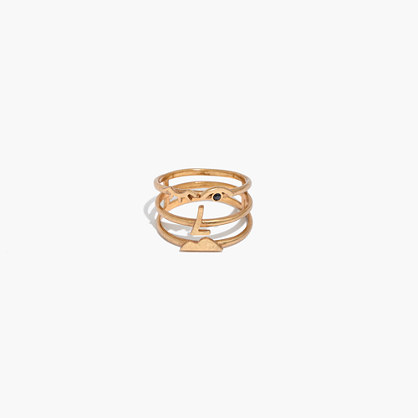 Face Value Cage Ring