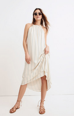Tavik® Lucca Cover-Up Dress in Horizon Stripe