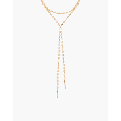 Waterfall Lariat Necklace