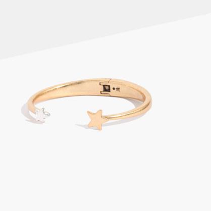 Stellar Star Cuff Bracelet