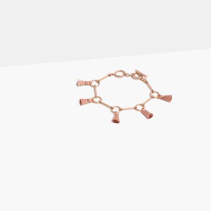 Tassel Link Bracelet