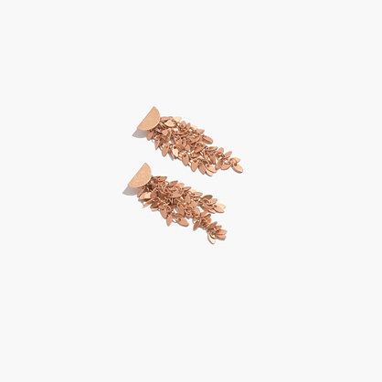 Waterfall Statement Earrings