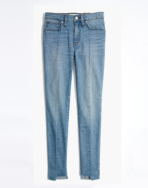 jeans with seam down front womens