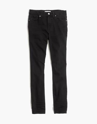 "Petite 9"" High-Rise Skinny Jeans in Lunar"