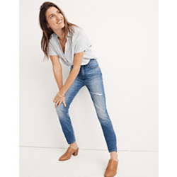 Tall Rigid High-Rise Skinny Jeans