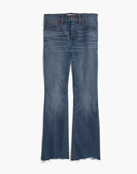 Tall Cali Demi-Boot Jeans: Destructed-Hem Edition in haywood wash image 4