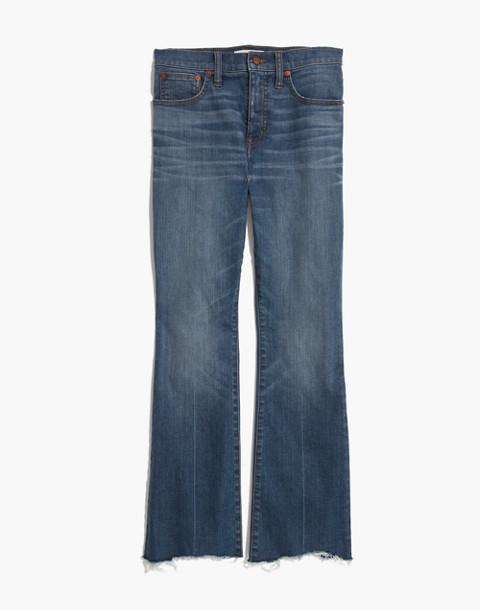 Tall Cali Demi-Boot Jeans: Destructed-Hem Edition
