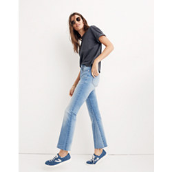 Tall Cali Demi-Boot Jeans: Inset Edition