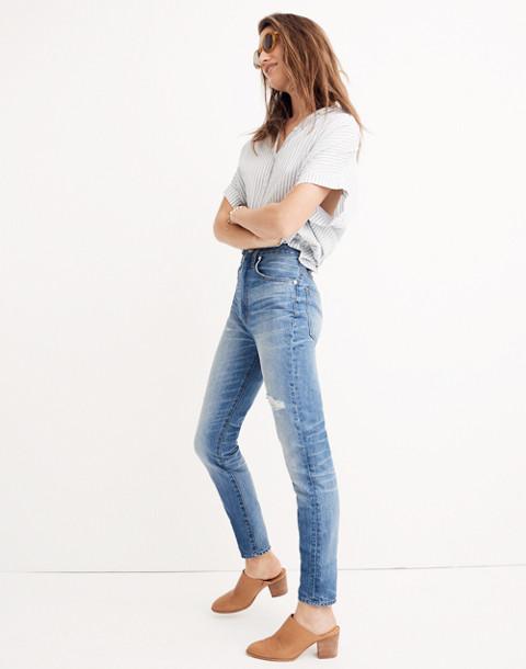 Tall Rigid High-Rise Skinny Jeans
