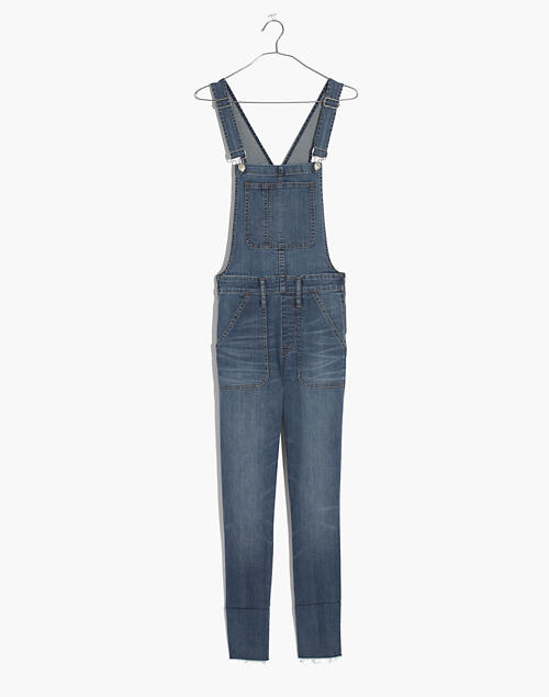 1dcf4a1d Skinny Overalls in Kemp Wash