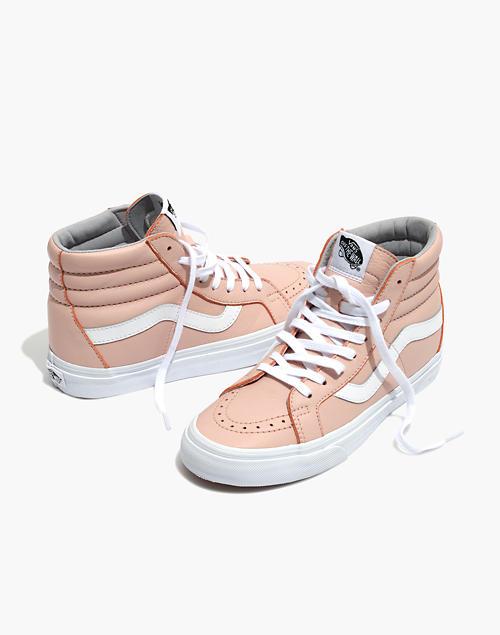 526e151820 Vans® Unisex SK8-Hi Reissue High-Top Sneakers in Oxford Pink ...
