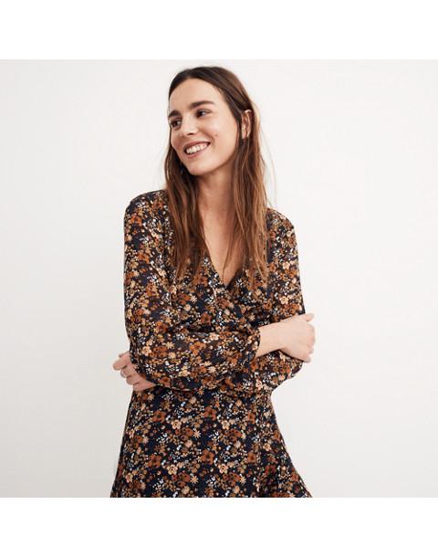 Nightflower Maxi Dress in Prairie Blossoms