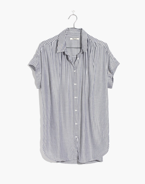 Central Shirt in Gabriel Stripe