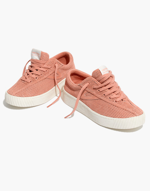 Tretorn® Nylite Bold III Perforated Platform Sneakers