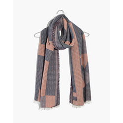New Forms Stitched Scarf