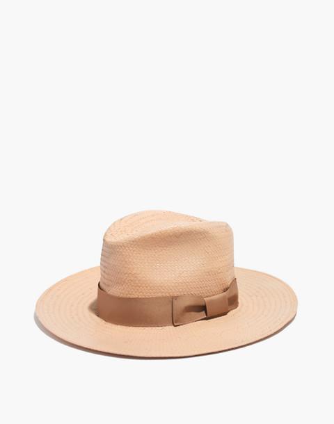 Madewell x Biltmore® Panama Hat in natural image 1