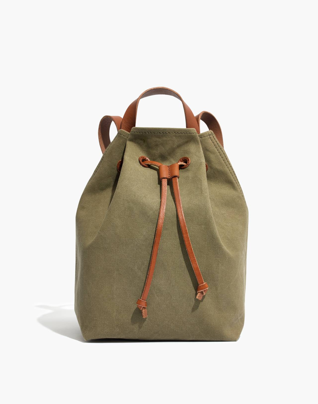 The Canvas Somerset Backpack in british surplus image 1