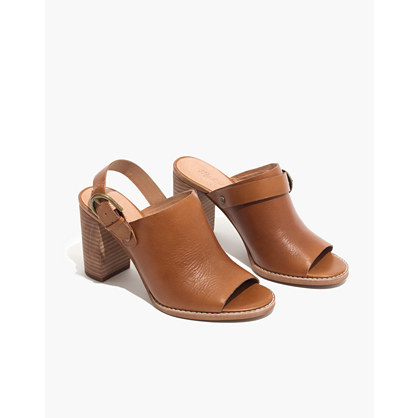 The Riley Slingback Mule