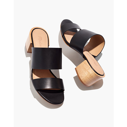 The Kiera Mule Sandal