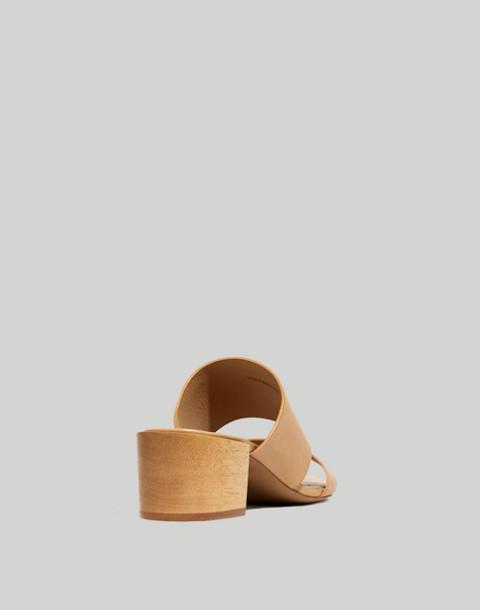 The Kiera Mule Sandal in vintage beige image 4