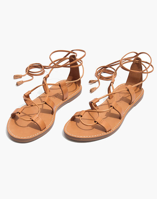 e5f41d4a7d6 The Boardwalk Lace-Up Sandal