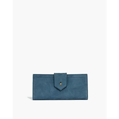 The Post Wallet in Nubuck