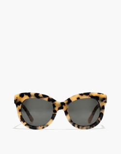 Pacific Cat-Eye Sunglasses