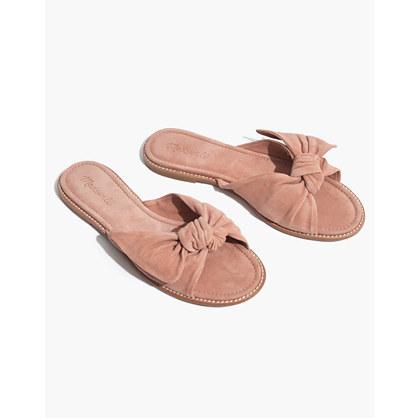 The Naida Half-Bow Sandal