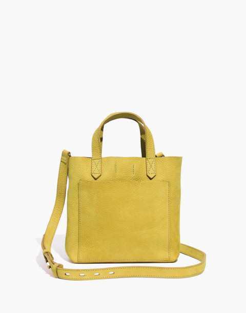 The Small Transport Crossbody in vintage chartreuse image 1